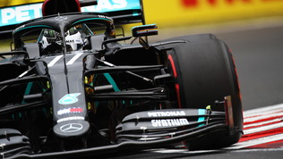 Bottas il più veloce nelle libere 3, Leclerc quarto