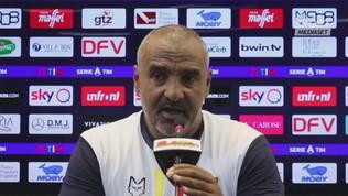 """Lecce, Liverani: """"Chi vince ipoteca la salvezza"""""""