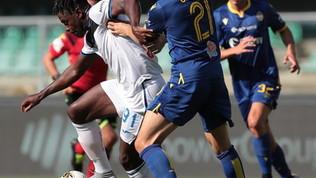 Verona-Atalanta, le foto del match