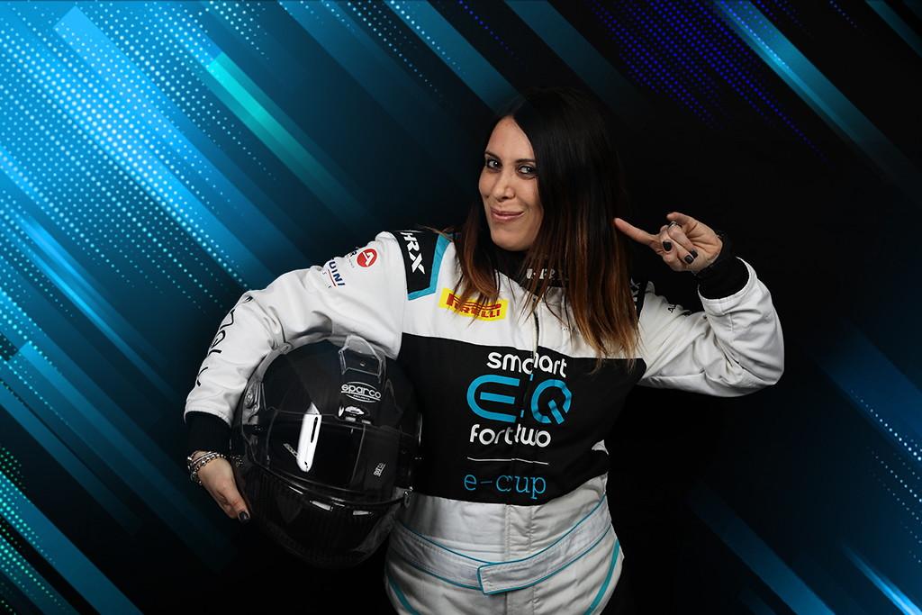 Squadra che vince non si cambia, e così Mercedes-Benz Roma ha confermato anche Silvia Sellani, due volte vincitrice della Lady Cup.
