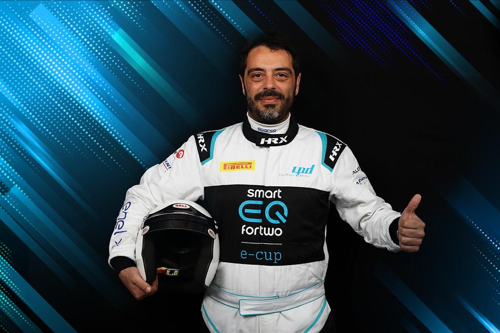 Il team Crema Diesel conferma la sua presenza nell'edizione 2020 della smart EQ fortwo e-cup. Al volante della citycar ci sarà ancora Michele Spoldi.