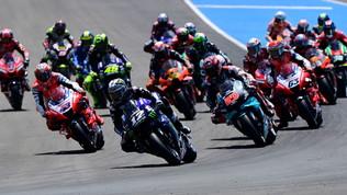 """El Diablo infiamma Jereznella """"prima"""" della MotoGP"""