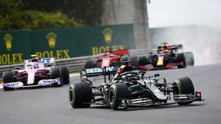 F1, Hamilton fa il vuoto in Ungheria