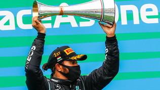 """Hamilton: """"Gara perfetta"""". Verstappen esulta: """"Come una vittoria"""""""