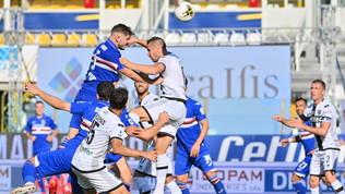 Rimonta-show nella ripresa contro il Parma, la Samp vede la salvezza