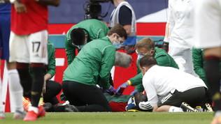 FA Cup, infortunio shock per Bailly
