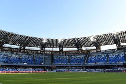 Il primo gol azzurro di Politano decide la sfida del San Paolo.