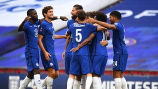 FA Cup, la finale sarà Chelsea-Arsenal: tris Blues allo United