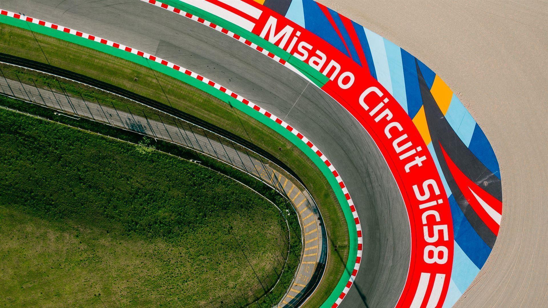 Intitolato al compianto Marco Simoncelli, è lungo 4226 metri e presenta 15 curve. È stato inaugurato nel 1972.