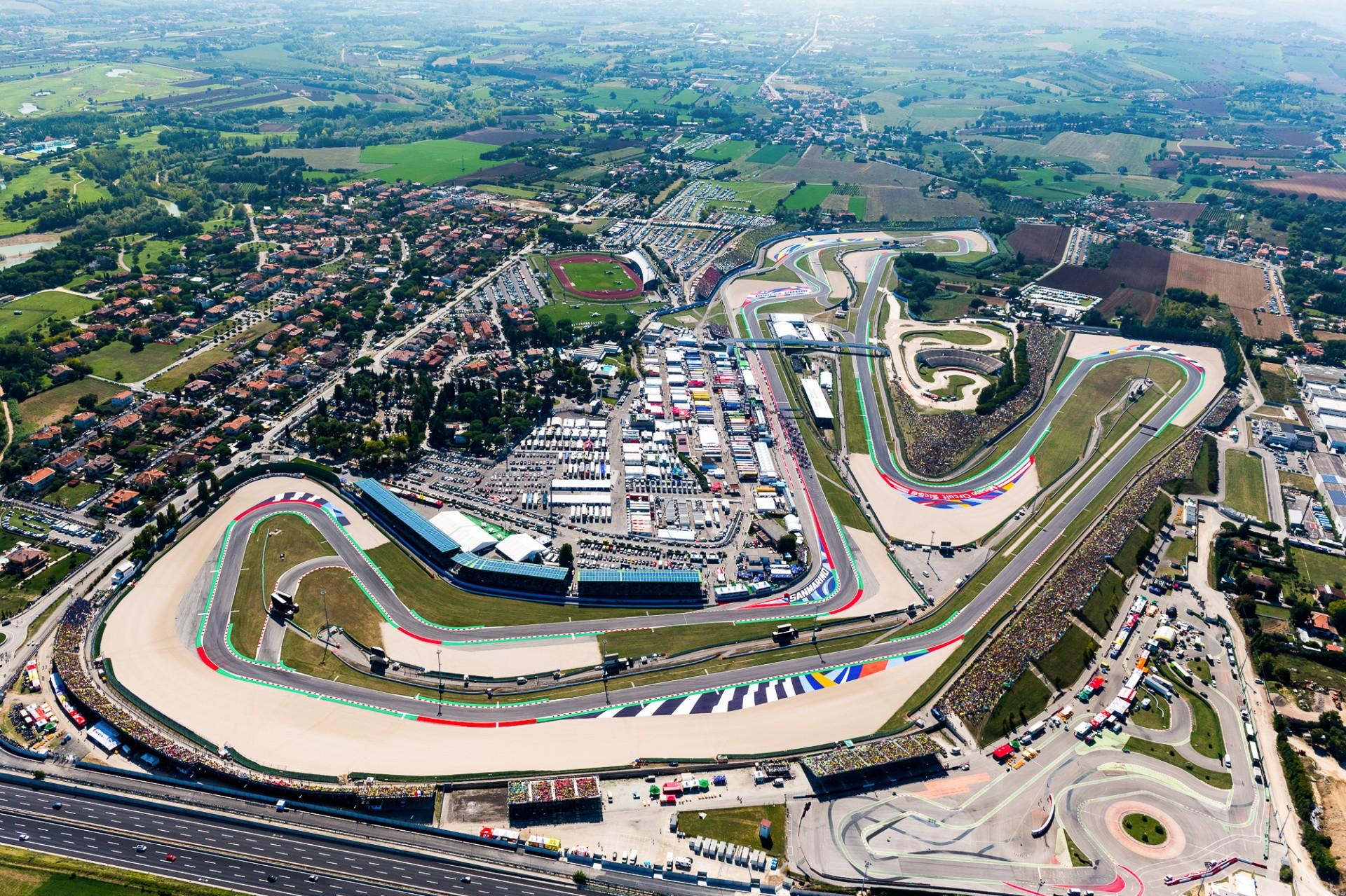Uno dei circuiti a cui gli appassionati di motori sono più legati: il World Circuit di Misano Adriatico.