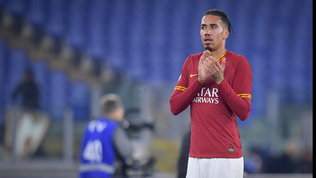 Roma-Smalling, futuro incerto: c'è distanza con lo United