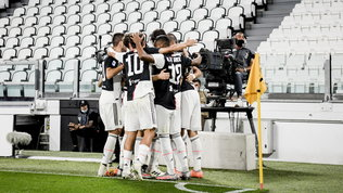Cristiano Ronaldo  30 e lode : Juve con le mani sullo scudetto