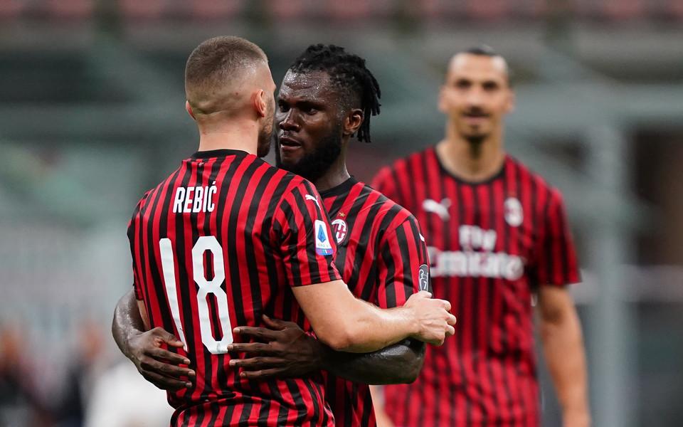 Serie A Di Nuovo In Campo Atalanta Bologna E Sassuolo Milan News Sportmediaset