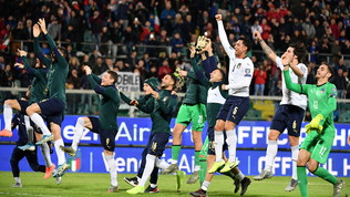 Italia, prima volta a Benevento: l'11/11 amichevole con l'Estonia