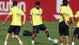 Il Barça rompe le righe: 6 giorni di vacanza prima del Napoli