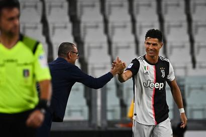 20/7/20 Juventus-Lazio 2-1 - Ronaldo fa 30 in Serie A e la Juve scappa a +8 sull'Inter a quattro giornate dalla fine: per lo scudetto manca solo la matematica.