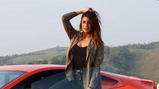 VickyPiria, la diva dei motori