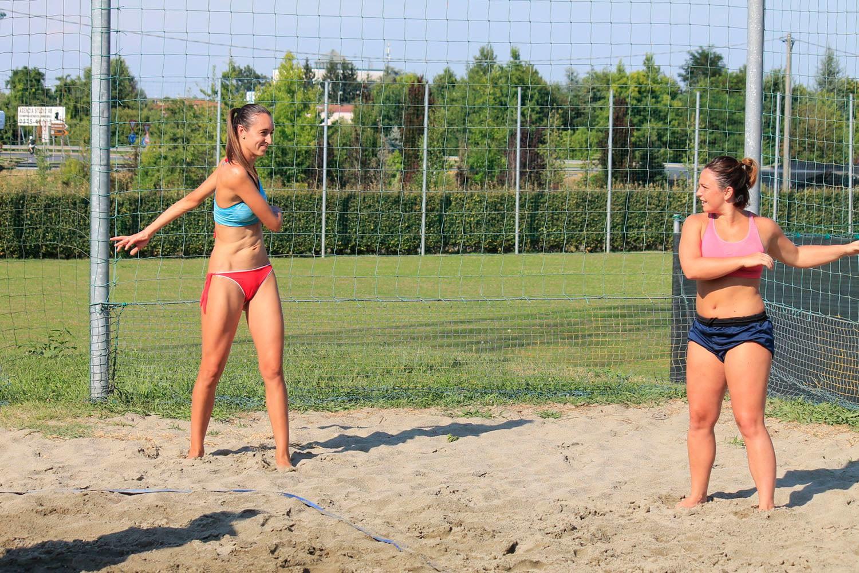 Laura Partenio e Marianna Maggipinto.