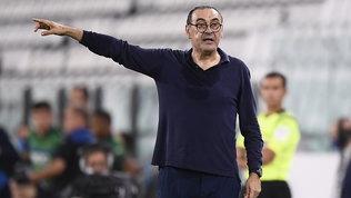 """Sarri: """"4 punti per lo scudetto. CR7-Dybala cresceranno ancora"""""""