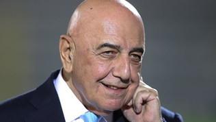 """Galliani: """"Portiamo il Monza in A, la squadra c'è. Atalanta il nostro modello"""""""