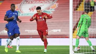 Il Liverpool frena il Chelsea per la Champions, ma lo United non scappa