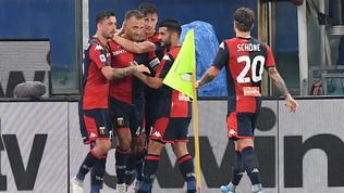 Il derby regala ossigeno al Genoa, Criscito e Lerager stendono la Samp