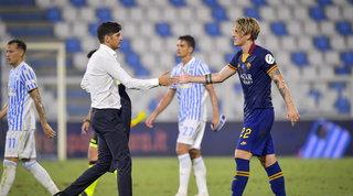 """Fonsecaspegne le polemiche: """"Zanioloun talento. Non mettiamogli pressione"""""""