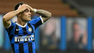 Inter, troppi errori e altra frenata