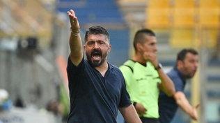 Il solletico che preoccupa Gattuso