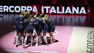 Serie A1 a 12 squadre e senza retrocessioni, Trento resta in A2