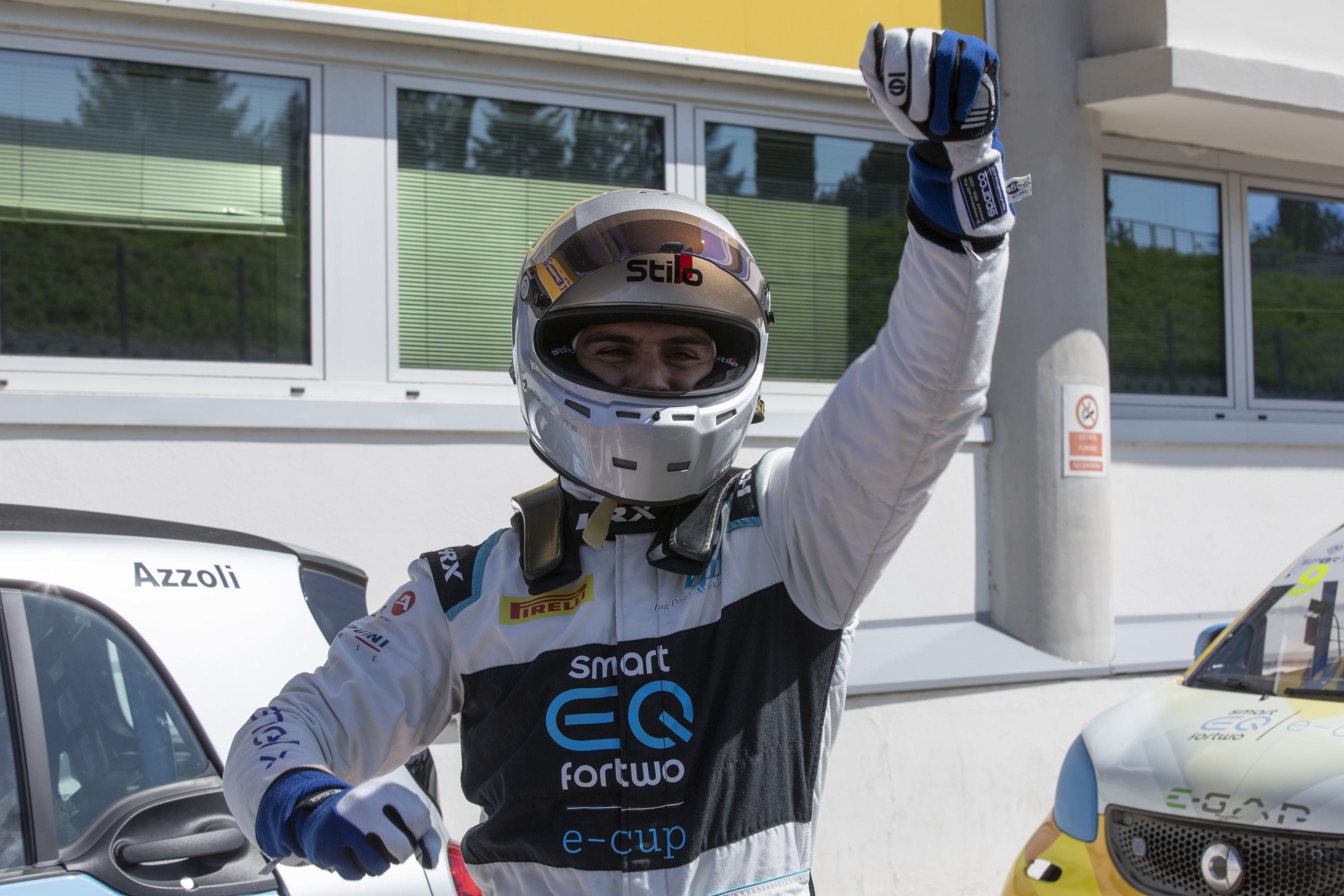 Ci sarà anche Riccardo Azzoli (Special Car), vice-campione della stagione 2019.