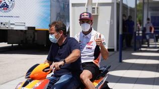 Marquez a Jerez per riscrivere la storia