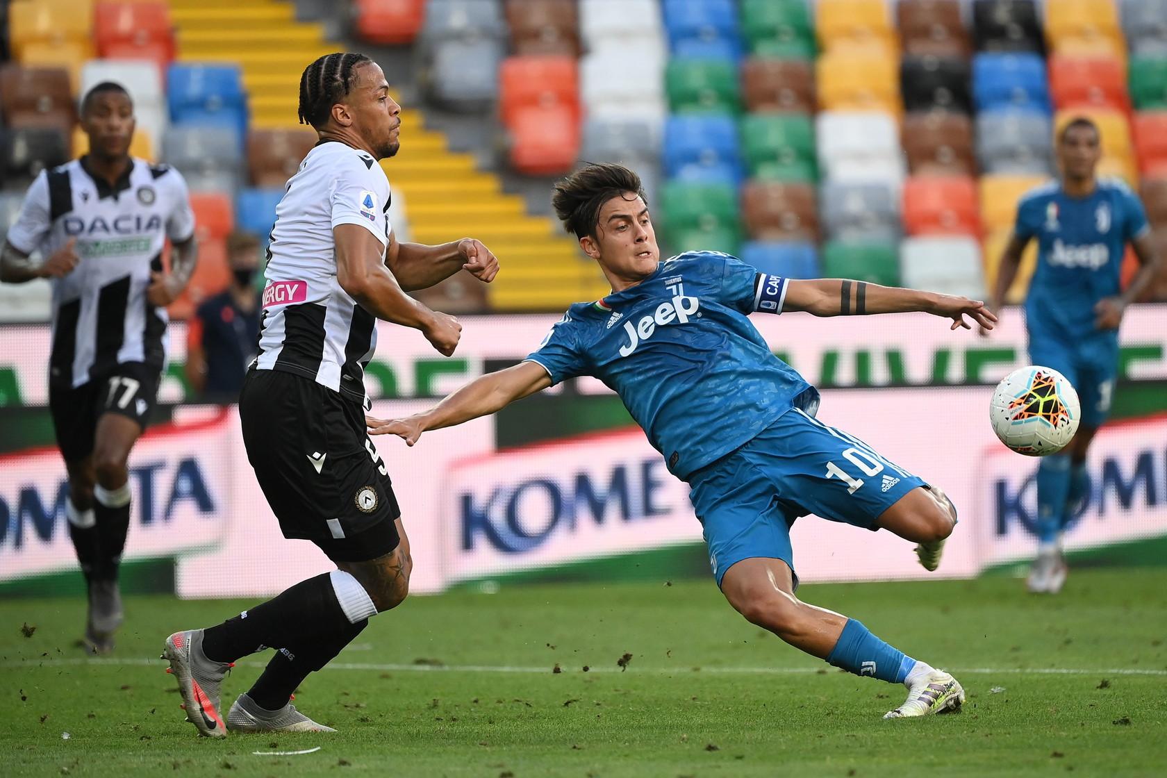 Le migliori immagini di Udinese-Juventus 2-1.