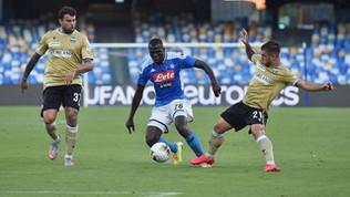 """Koulibaly: """"Voglio rimanere a Napoli.Osimhen? Ecco cosa gli ho detto"""""""