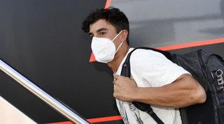 """Marquez non ha fretta: """"L'unico obiettivo per ora è capire come sto"""""""