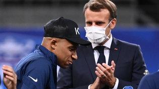 Mbappé, distorsione alla caviglia: Atalanta e Champions a rischio