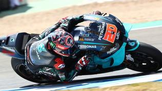 MotoGP, ancora pole per Quartararo