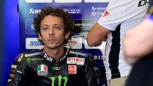 """Rossi: """"Caldo sarà sfida per tutti"""". Dovi: """"Manca velocità"""""""