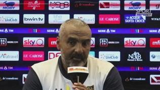 """Lecce, Liverani: """"Non dipende solo da noi"""""""