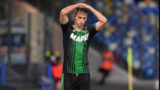 Sassuolo, record di gol annullati | Da Gomez all'Inter, i precedenti