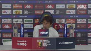 """Conte: """"Lukaku come un giocatore di football americano"""""""