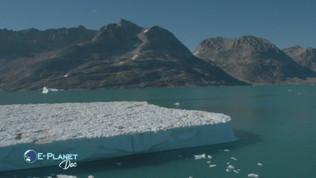 E-planet doc: metti un'auto su un iceberg