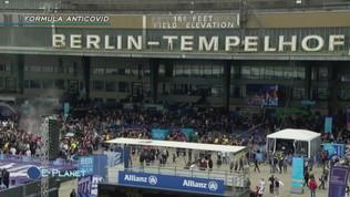 Formula E anticovid: 6 gare a Berlino