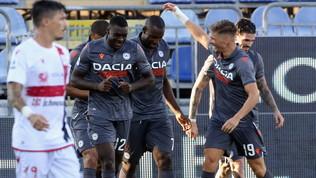 Toro, pari salvezza con la Spal | Lampo Okaka: festa Udinese a Cagliari