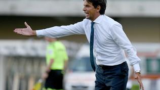 """Inzaghi: """"Non vogliamo arrivare quarti, abbiamo due record da battere"""""""