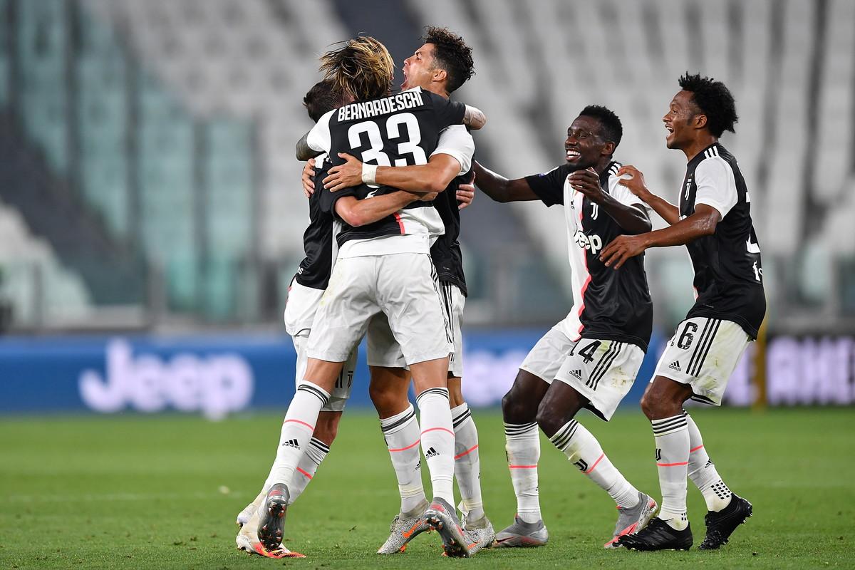 26/07/2020 La Juve batte la Sampdoria per aggiudicarsi aritmeticamente lo scudetto e come spesso accaduto è decisivo Cristiano Ronaldo