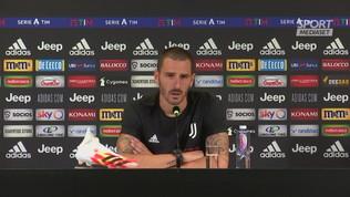"""Bonucci: """"Fatta la storia del calcio italiano e mondiale"""""""