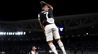 Il volo di Cristiano Ronaldo: così è entrato nel firmamento bianconero