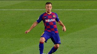 Arthur non torna a Barcellona: rottura totale col club