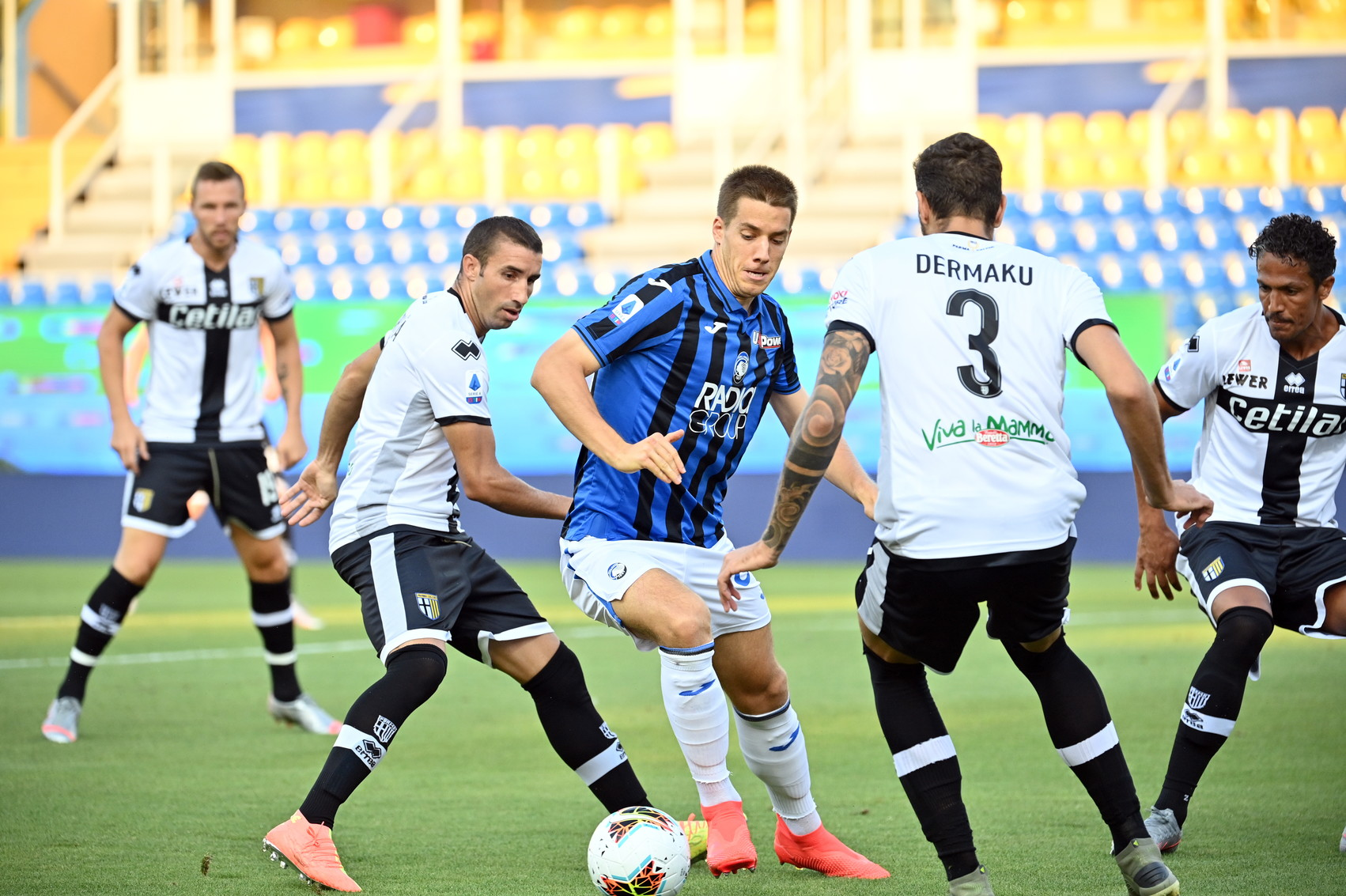 Quote scommesse Parma-Atalanta